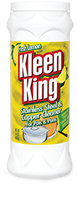 Kleen King Lemon Stainless Steel and Copper Cleaner