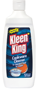 Liquid Kleen King Stainless Steel and Copper Cleaner
